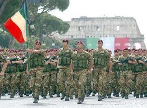 POLONIA OGGI: Cerimonia al cimitero militare di Bielany per onorare i Caduti e la Giornata delle Forze Armate Italiane