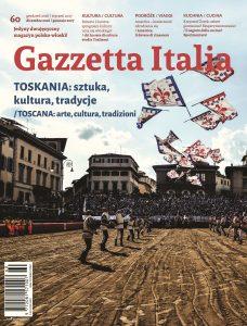 GAZZETTA ITALIA 60 (dicembre 2016/gennaio 2017)