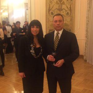 Polonia Oggi: Ricevimento in Ambasciata italiana per ringraziare i sostenitori del Charity Bazaar e di Kochaj Amatrice