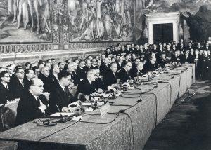 Polonia Oggi: 60 anni dai Trattati di Roma. Celebrazioni presso l'Hotel Bellotto di Varsavia