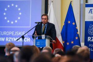 Przemówienie Ambasadora Republiki Włoskiej w Polsce pana Alessandro De Pedys z okazji 60 rocznicy podpisania Traktatów Rzymskich.