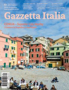 GAZZETTA ITALIA 62 (aprile-maggio 2017)