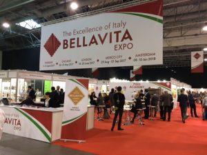 Bellavita Expo a Varsavia: l'eccellenza dell'enogastronomia Made in Italy