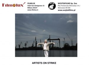 """Artists on strike"": il nuovo documentario della regista italiana Elena de Varda"