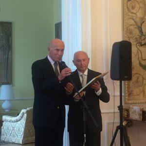 Polonia Oggi: La presentazione del Premio Roma all'Ambasciata italiana a Varsavia