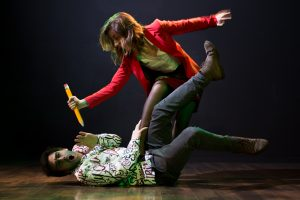 Polonia Oggi: A Varsavia lo spettacolo del gruppo teatrale italiano RIO
