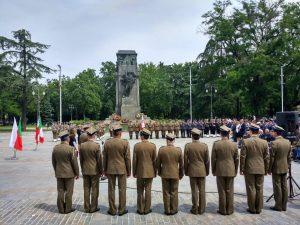 Il 220° anniversario dell'inno polacco