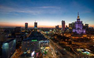 Domani sera notte bianca a Varsavia
