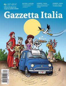 GAZZETTA ITALIA 63 (giugno-luglio 2017)