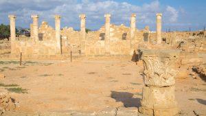 Polonia Oggi: Gli studenti di AGH alla scoperta del parco archeologico di Pafos