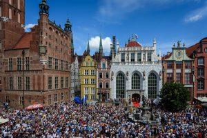 Polonia Oggi: La fiera di San Domenico a Danzica