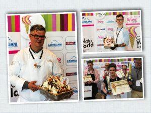 Gelato World Tour: in anteprima i 20 gelatieri della Finale Europea