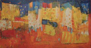 Oficjalne otwarcie wystawy malarstwa Jolanty Caban w Warszawie