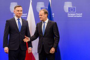 Polonia Oggi: Tusk chiede un incontro a Duda, ma il Presidente della Repubblica dice no