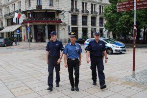 Polonia Oggi: Due poliziotti italiani in servizio per le strade di Varsavia