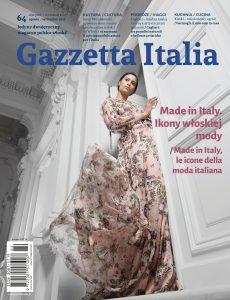 GAZZETTA ITALIA 64 (sierpień-wrzesień 2017)
