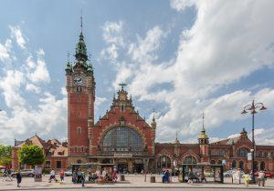 Polonia Oggi: La ristrutturazione della stazione di Danzica