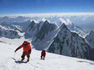 Gli scalatori polacchi provano l'impresa: salire sul K2 in inverno