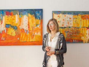 Wystawa malarstwa Jolanty Caban w Rzymie