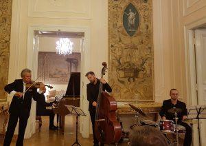Polonia Oggi: Performance di Vadim Brodski all'Ambasciata Italiana