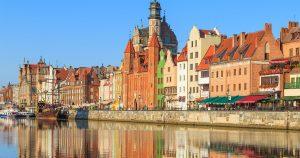 Danzica candidata come migliore destinazione europea in autunno