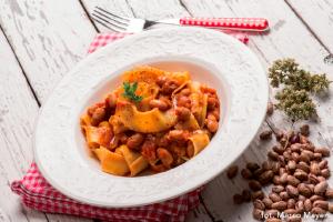 Pasta e fagioli – Tradycyjne danie z regionu Wenecji Euganejskiej
