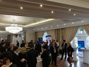 La prima giornata dell'International Automotive Business Meeting