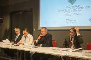 Convegno italo-polacco a Varsavia sulle possibilità di cooperazione tra start-up
