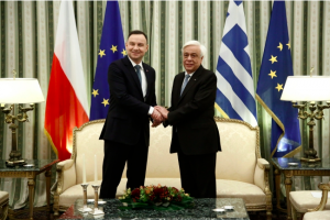 Polonia Oggi: Il Presidente Andrzej Duda in visita in Grecia