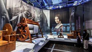 """Polonia Oggi: La mostra """"Leonardo da Vinci – l'energia della mente"""" a Łódź"""