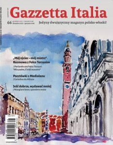 GAZZETTA ITALIA 66 (grudzień 2017-styczeń 2018)