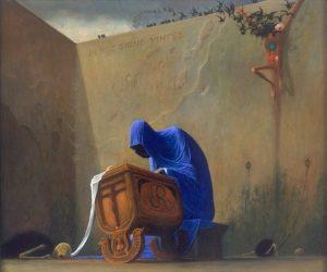 Polonia Oggi: A Parigi una mostra dedicata all'artista Beksiński