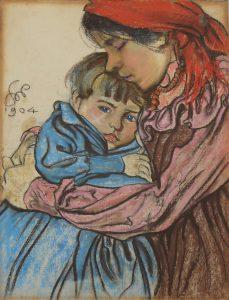 Polonia Oggi: Cifra record per un dipinto di Wyspiański