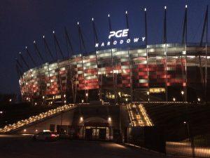 Polonia Oggi: Utili per 7 milioni di złoty per lo stadio nazionale di Varsavia
