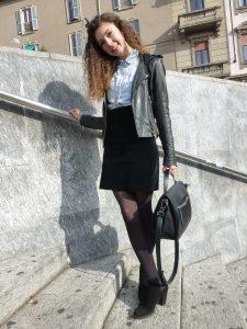Przedstawiamy Irenę Gretter z Trydentu, czyli Street Fashion i fascynacja modą