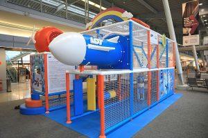 Polonia Oggi: Nuovo parco giochi nell'aeroporto Varsavia-Chopin