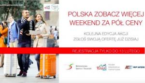 L'Organizzazione Turistica Polacca promuove il turismo nazionale