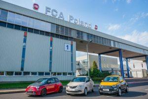 FCA Poland, leader della produzione di automobili in Polonia nel 2017