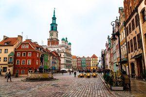 Poznań città storica da scoprire