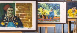 In mostra a Breslavia i quadri del film Twój Vincent