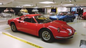 Muzeum Ferrari – kiedy samochód staje się dziełem sztuki