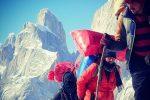 Una spedizione polacca cerca la vetta del K2 in inverno