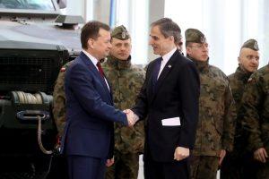 Polonia Oggi: Firmato il contratto per l'acquisto del sistema Patriot
