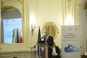 Opportunità di cooperazione italo-polacca nel settore del trasporto su rotaia