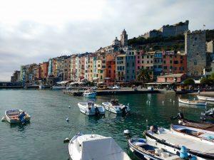 Życie w La Spezia: fainà, muscoli, sgabei, focaccia i pesto