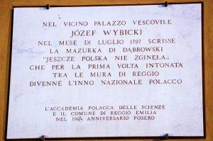Hymn Polski narodził się we włoskim zagłębiu gastronomicznym
