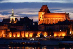 Toruń, la città natale di Niccolò Copernico