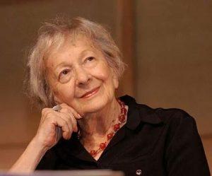 La straordinaria poetessa Wisława Szymborska
