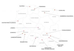 Le Zone Economiche Speciali in Polonia