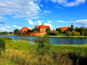 Fra i castelli dei Cavalieri Teutonici lungo la Vistola